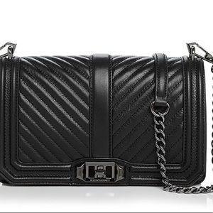 Quilted Small Rebecca Minkoff Love Crossbody